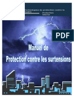 Manuel de Protection Contre Les Surtensions