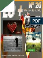 Lo + Destacado Marzo Abril 2013