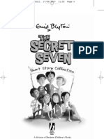 The Secret Seven Short Story Collection - Excerpt