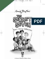The Secret Seven Short Story Collection - Excerpt