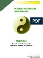 Normativa CN Taiji Quan