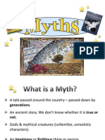 myths and legends ppt -use
