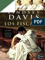 Lindsey Davis.[Didio Falco 15] - Los Fiscales (v1.0)