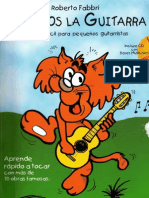 Tocamos La Guitarra. Roberto Fabbri