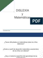 Dislexia y Matematicas