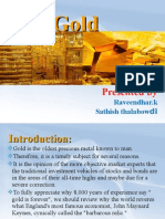 gold commodity profile