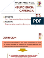 INSUFICIENCIA CARDIACA-PEDIATRIA