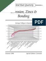 Corrosion Zinc and Bonding