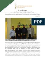 Press Release Islamic Microfinance Research Study initiated in Yemen