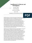 019. Human Insufficiency in Shinran and Kierkegaard