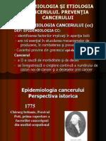 Epidemiologie & Etiologie - 2008 - Ro