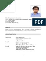 CV of Nazmur Rahman - Final (Updated)