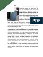 Pengertian Tempat Sampah