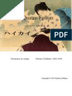 Djalma Stüttgen - AS QUATRO FOLHAS - poemas no estilo Haikai.pdf