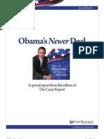 Obama Newer Deal NCS Part I