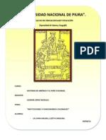 Monografia Las Instituciones y Funcionarios Coloniales (Autoguardado)