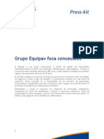 Grupo Equipav Press Kit