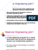 Reservoir Engineering Job!!!