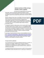 REPORTAJE IV Encuesta Medio Ambiente UNAB 2013 [Chile]