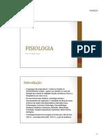 Aula 1_2 fisiologia_Célula e homeostasia