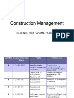 Construction Management Final