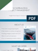 Navgathi-New Shipbuilding Project Management