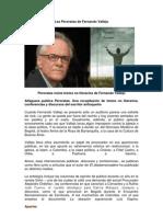 Las Peroratas de Fernando Vallejo
