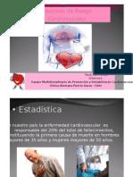 Factores de Riesgo Cardiovasculares