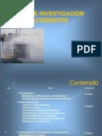 Presentacion Investigación de Accidentes II.ppt