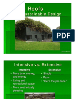 Green Roofs Powerpoint