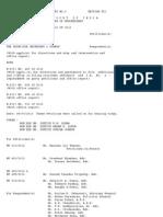 SC Order on CBI Affidavit submitted on 06/05/2013 in #COALGATE Scam