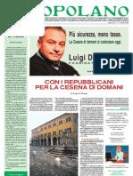 Il Popolano - Edizione n. 1 del 18/03/2009
