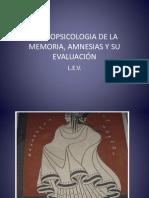 CLASE 7 NEUROPSICOLOGIA DE LA MEMORIA AMNESIAS Y SU EVALUACION.pdf