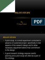 Pilot Study Ppt