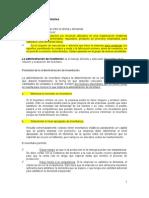 Administración de inventarios Apuntes