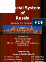 Presentation on Fin of Russia