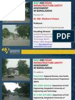 iRap and Road Infrastructure Safety Assessment in Bangladesh