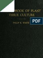 Handbook of Plant Tissue Culture