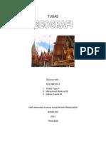 Ade Thailand (Geografi)