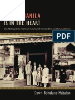 Little Manila Is in the Heart by Dawn Mabalon