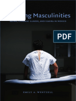 Maturing Masculinities by Emily A. Wentzell