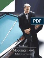 Ralph Eckert - Modernes Pool
