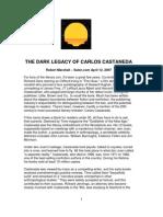 The Dark Legacy of Carlos Castaneda by Robert Marshall