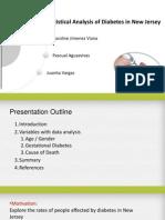 Diabetes analysis