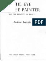 Andrew Loomis - Eye of the Painter