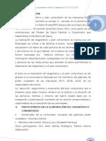 Diagnostico Comunitario Consejo 3 Manzanas A217