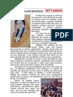 FALANGE MISSIONÁRIA   NITYAMAS