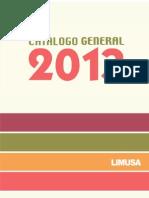 (Catalogo LIMUSA)Cg2013