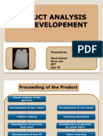 parul product analysis
