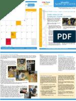 OHU Bridgeport Child Development Center newsletter - May